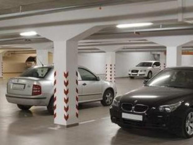 В «Борисполе» планируют построить паркинг