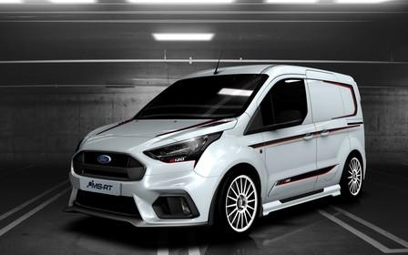 В Британии выпустят «раллийный» Ford Transit