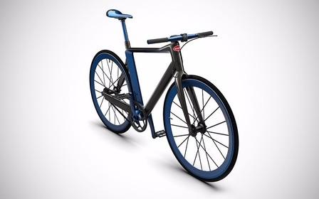 В Bugatti сделали велосипед за $39 000