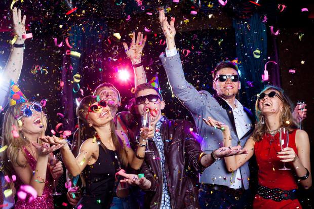 В чем встречать Новый год?