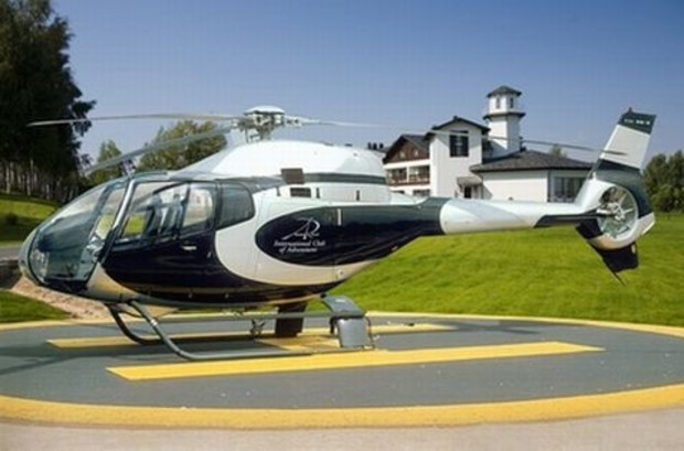 В Черкасской области строят вертолетную площадку за 96 млн грн