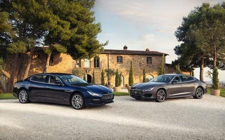 В дилерских центрах Maserati появились обновленные модели 2019 года