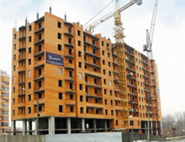 В Днепродзержинске построят девятиэтажки