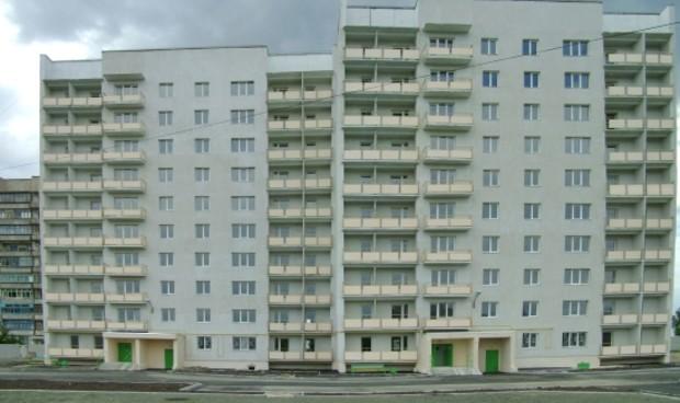 В Днепропетровске строят новый микрорайон с 18 тыс квартир для малообеспеченных граждан