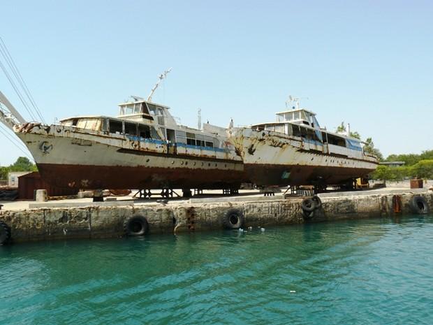 В Евпатории появится новый морской порт
