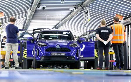 В Европе стартовал выпуск Toyota Yaris Cross. Что с ценой?