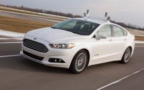 В Ford считают нынешние беспилотные авто бесполезными