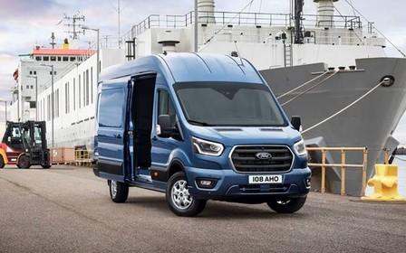 В Германии представили самый вместительный Ford Transit