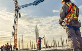 В июле объемы строительства уменьшились на 1,1%