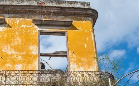 У КМДА нагадали про нюанси реконструкції напівзруйнованого будинку