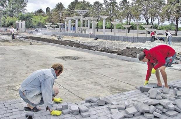 В Харькове отреставрируют «поющий» фонтан