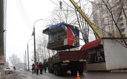 В Харькове планируют демонтировать 2,5 тыс. незаконных сооружений