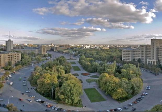 В Харькове построят небоскреб