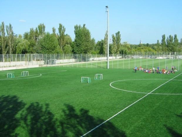В Харькове строят 2-ую тренировочную базу для ЕВРО-2012