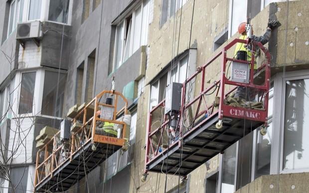 В Харькове уже более 100 ОСМД утеплили дома по городской программе