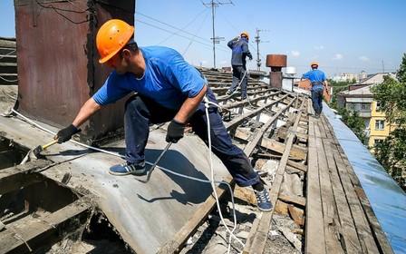 В Харькове за год капитально отремонтировали 580 домов