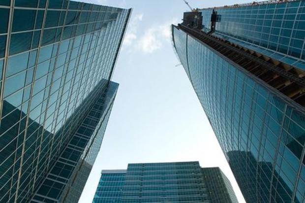 В Киев выросла деловая недвижимость выросла на 0,5%