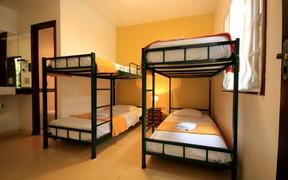 В Киеве большинство хостелов работает нелегально