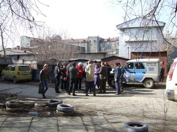 В Киеве будут консультировать, как создавать ОСМД