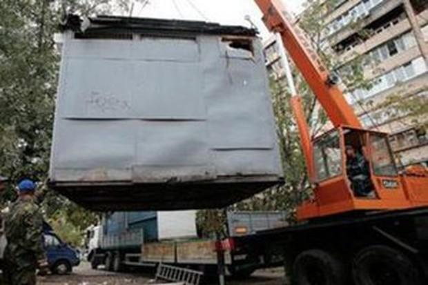 В Киеве демонтировано 1 тыс. 110 МАФов