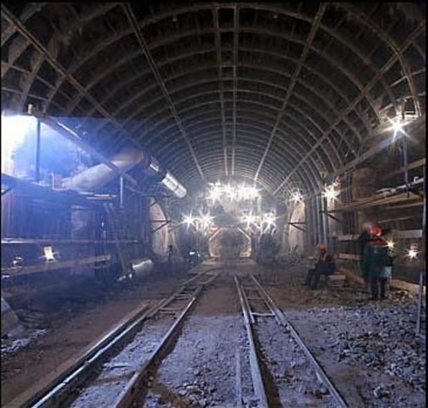 В Киеве до 2018 появится 10 новых станций метро