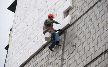 В Киеве можно подать заявку на утепление ОСМД