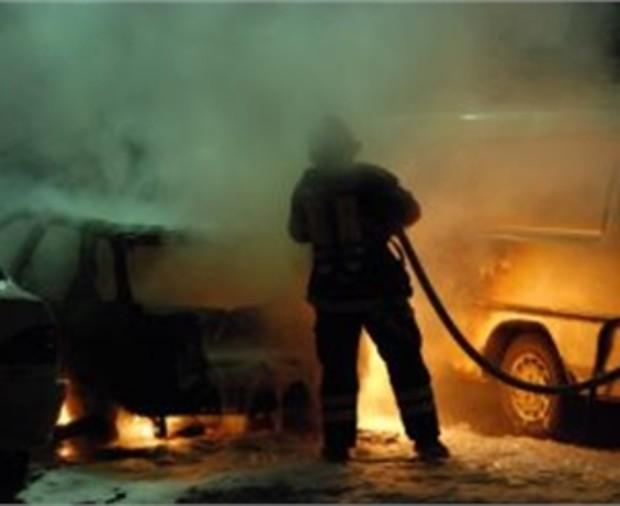 В Киеве на Соломенке горела баня