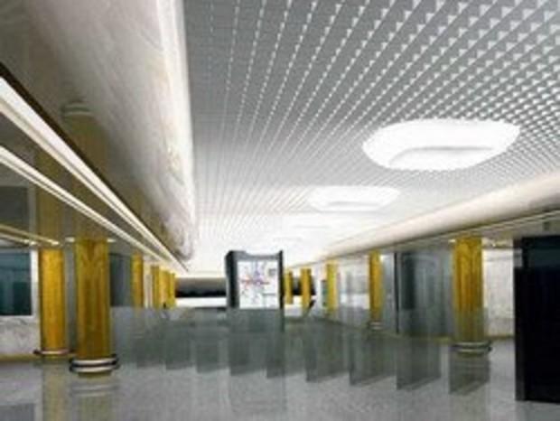 В Киеве открыт 3-ий выход на ст. м. Голосеевская