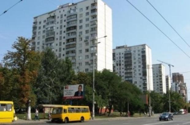 В Киеве переименовали улицу Урицкого