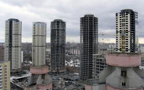 В Киеве планируют закончить еще один долгострой на Троещине