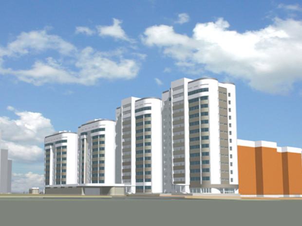 В Киеве построят четыре дома по программе социального жилья
