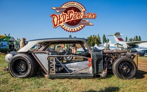 В Киеве пройдет большой фестиваль ретротехники Old Car Land