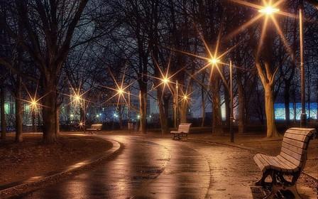 В Киеве устанавливают управляемые системы уличного освещения