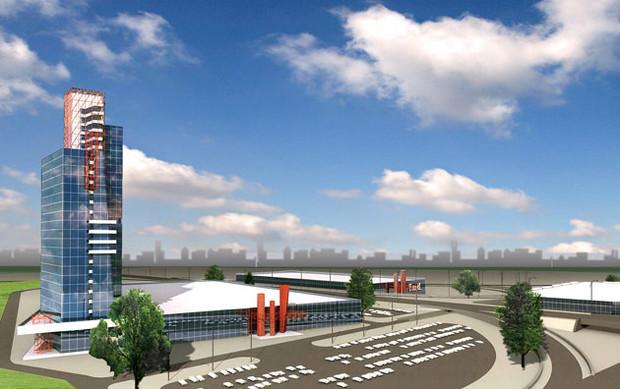 В Киеве владельцы торговых центров начали повышать стоимость арендны