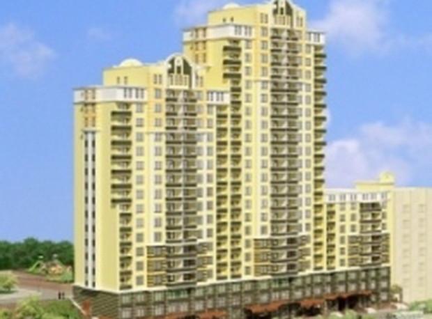 В Киеве введен в эксплуатацию жилой комплекс «Солнечный»