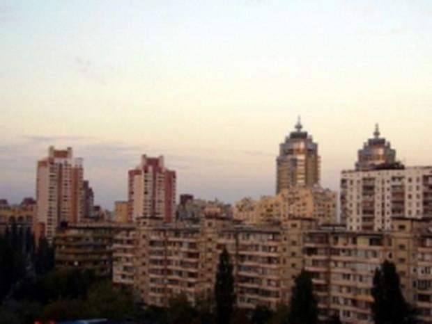 В Киевской области заморожена треть новостроек