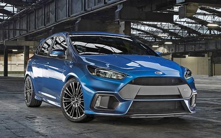 В компании Форд уточнили характеристики самого мощного Focus