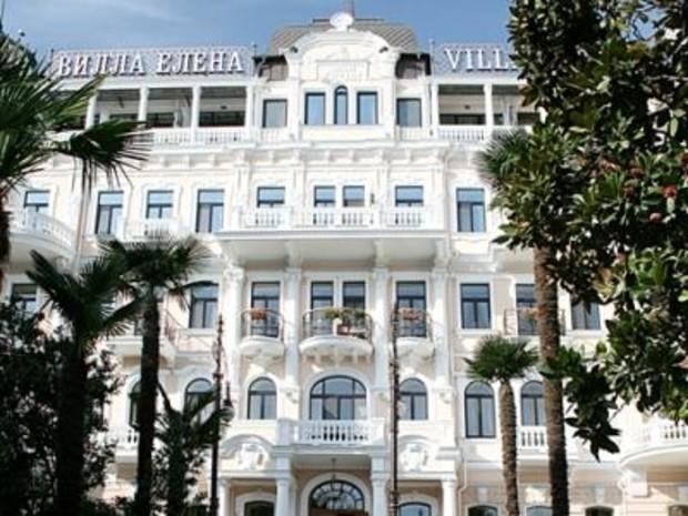 В Крыму построили первый отель категории 5 звезд