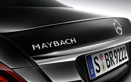 В линейке Maybach появится новая модель