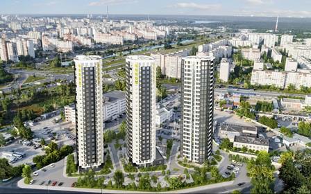 В марте вырастет базовая стоимость «квадрата» на всех объектах «Киевгорстрой»