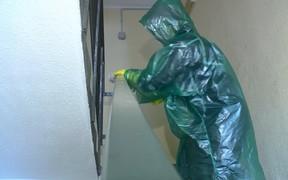 В многоэтажках Винницы ежедневно проводят дезинфекцию