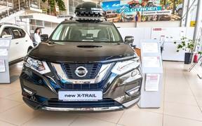 В наявності Nissan X-Trail New FL 1.6dCi CVT Acenta Navi 2020