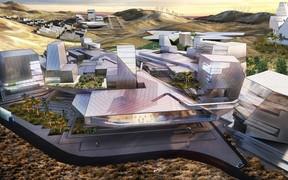 В Неваде планируют построить «умный» город (фото)