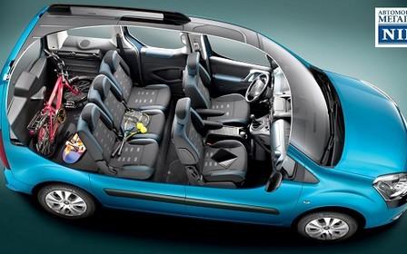 В «Нико Авант» Citroёn Berlingo доступен с выгодой до 24000 грн.