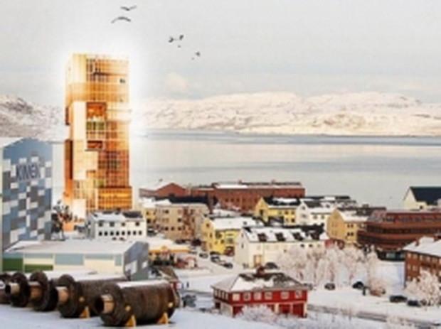 В Норвегии построят самое высокое деревянное здание в мире