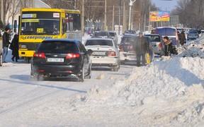 В Одесской области еще не все дороги отчистили от снега