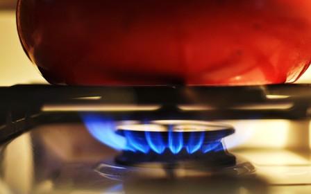 В октябре газ для населения подешевеет на 5%