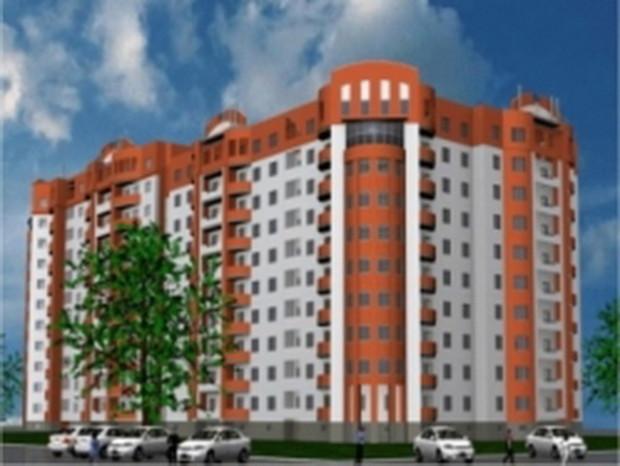 В октябре на первичном рынке недвижимости Киева предлагалось 1012 квартир