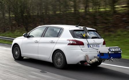 В PSA Peugeot Citroen показали реальные цифры расхода топлива