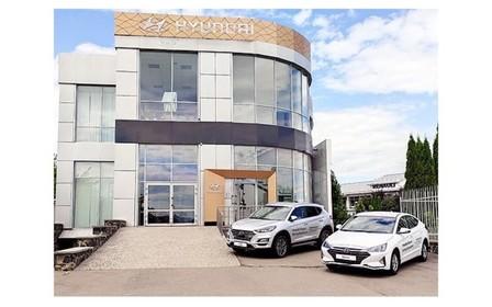 В Ровно открылся новый дилерский центр Hyundai